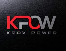 AlamgirDesign tarafından KPOW - Logo for a New Kickboxing Gym için no 3
