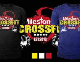 #75 untuk Design a T-Shirt for CrossFit / Fitness / Exercise / Workout oleh richisd