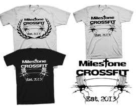 #35 untuk Design a T-Shirt for CrossFit / Fitness / Exercise / Workout oleh mckirbz
