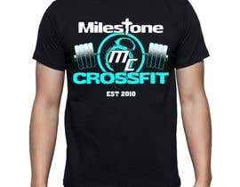 #86 untuk Design a T-Shirt for CrossFit / Fitness / Exercise / Workout oleh AlexRDD2