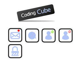 #29 cho Design a Logo & Icons for a Coding Forum bởi geraltdaudio