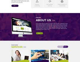 smartitservices tarafından Design Website Mockup Templates için no 12