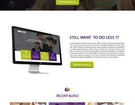creative423 tarafından Design Website Mockup Templates için no 9