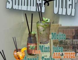 Denis32 tarafından Summer offer for a country saloon bar 2016 için no 10