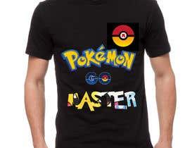 NavEenDil tarafından Design a Pokemon T-Shirt için no 10
