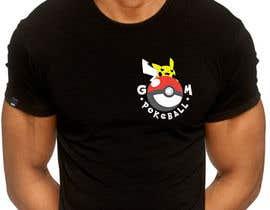nobelahamed19 tarafından Design a Pokemon T-Shirt için no 34