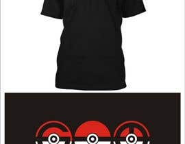 #32 for Design a Pokemon T-Shirt by indraDhe