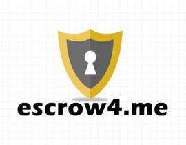 Nro 18 kilpailuun Design a Logo for Escrow4.me käyttäjältä RISHI538