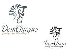 nº 7 pour Develop a Corporate Identity for DomUnique Events par TOPSIDE
