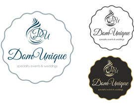 nº 22 pour Develop a Corporate Identity for DomUnique Events par TOPSIDE