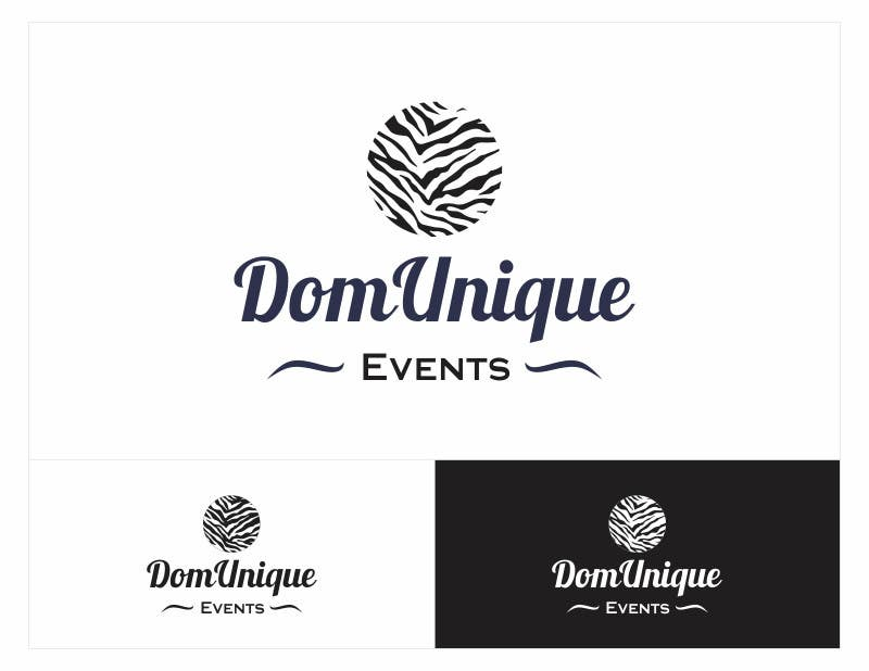 #8 for Develop a Corporate Identity for DomUnique Events by descomgroup