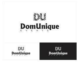 descomgroup tarafından Develop a Corporate Identity for DomUnique Events için no 9