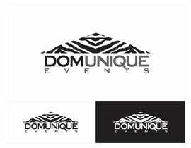 nº 10 pour Develop a Corporate Identity for DomUnique Events par descomgroup