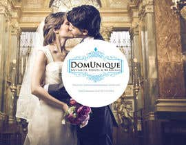 nº 17 pour Develop a Corporate Identity for DomUnique Events par zrbappy
