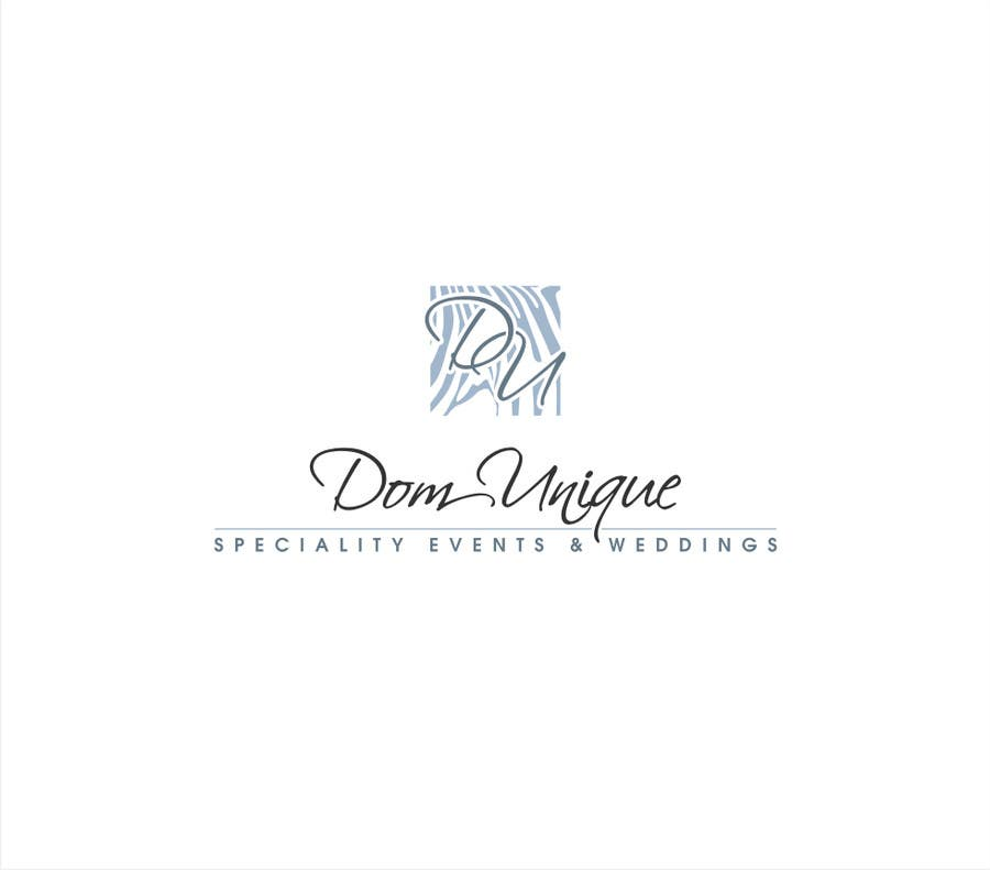 #5 for Develop a Corporate Identity for DomUnique Events by entben12