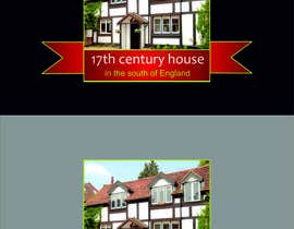 #38 for Design a Logo for 17th century house by TATHAE