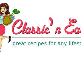 nº 50 pour Logo for cooking recipes / food blog website par TriHNguyen
