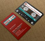 Contest Entry #16 for Design Business Cards for Radio Lane Productions