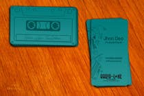 Contest Entry #2 for Design Business Cards for Radio Lane Productions