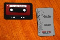 Contest Entry #13 for Design Business Cards for Radio Lane Productions