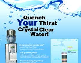 #1 para Design a Product flyer for a Water Cooler por Artwolf