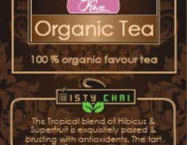 #18 untuk Complete Packaging Design Work for tea. oleh priyanka602