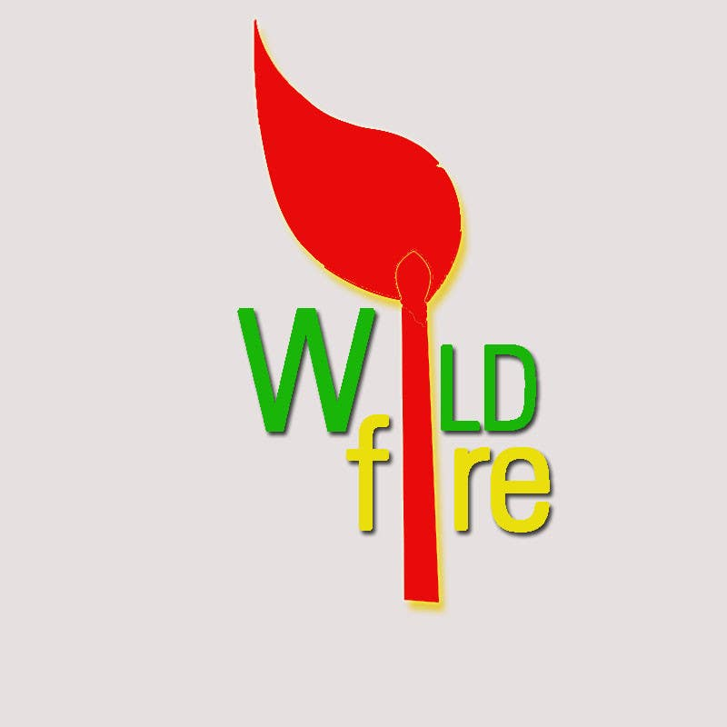 "#22 for Design a text Logo for ""Wildfire"" by paulvaduva"