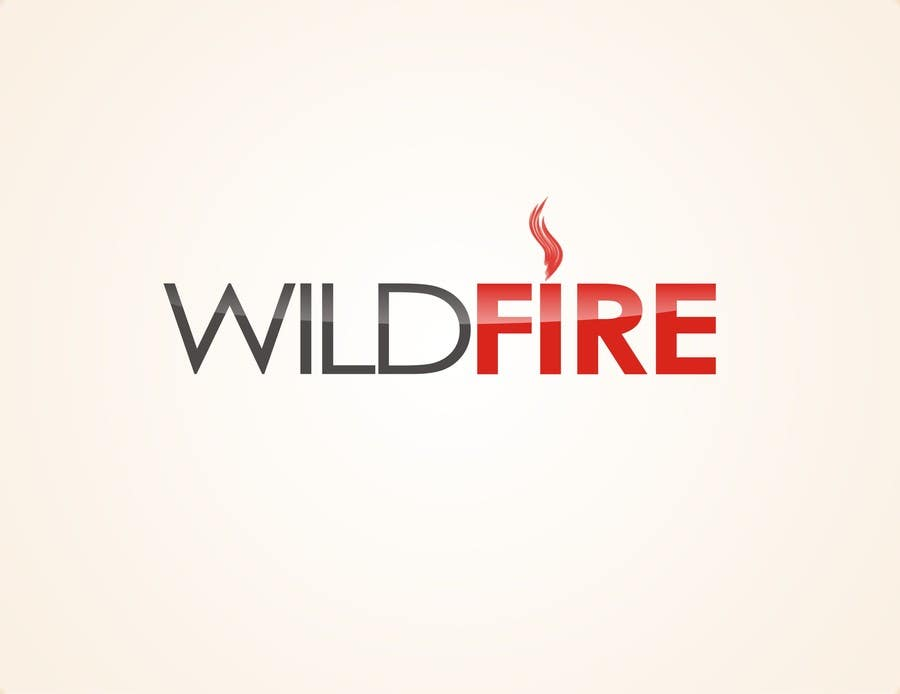 "#14 for Design a text Logo for ""Wildfire"" by xahe36vw"