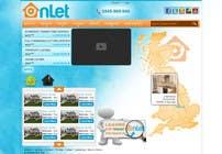 Graphic Design Inscrição do Concurso Nº82 para Website Design for Onlet