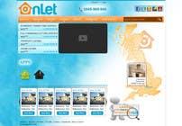 Graphic Design Inscrição do Concurso Nº75 para Website Design for Onlet