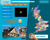 Graphic Design Inscrição do Concurso Nº77 para Website Design for Onlet