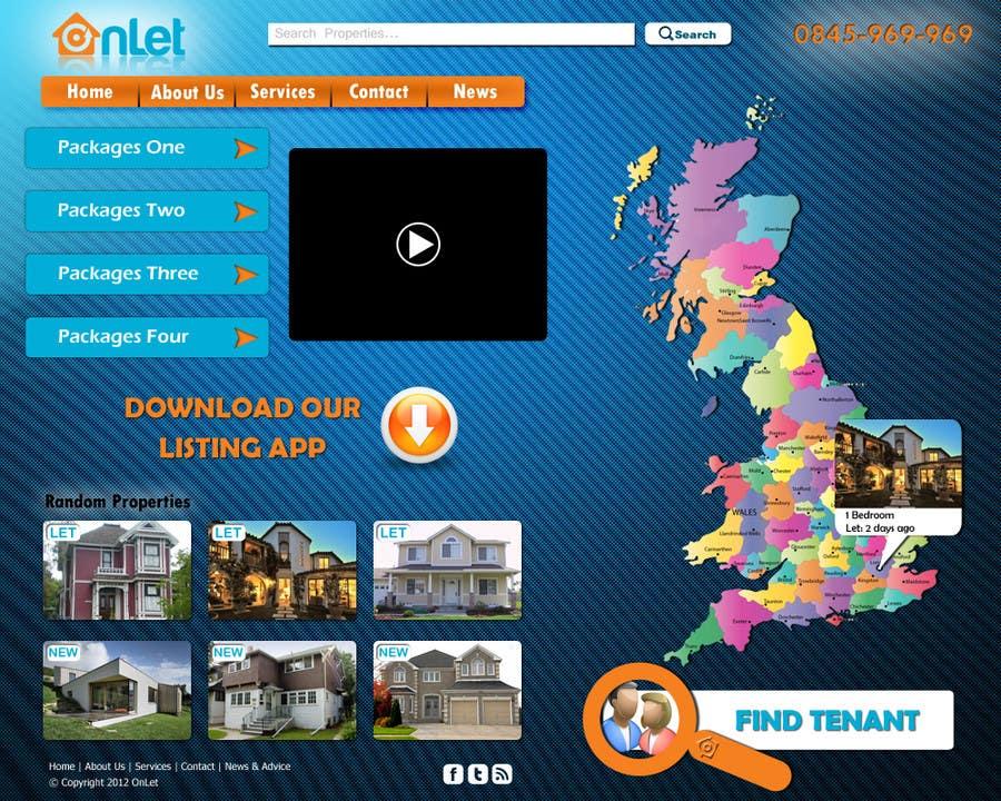 Inscrição nº                                         131                                      do Concurso para                                         Website Design for Onlet