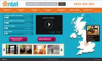Graphic Design Конкурсная работа №99 для Website Design for Onlet