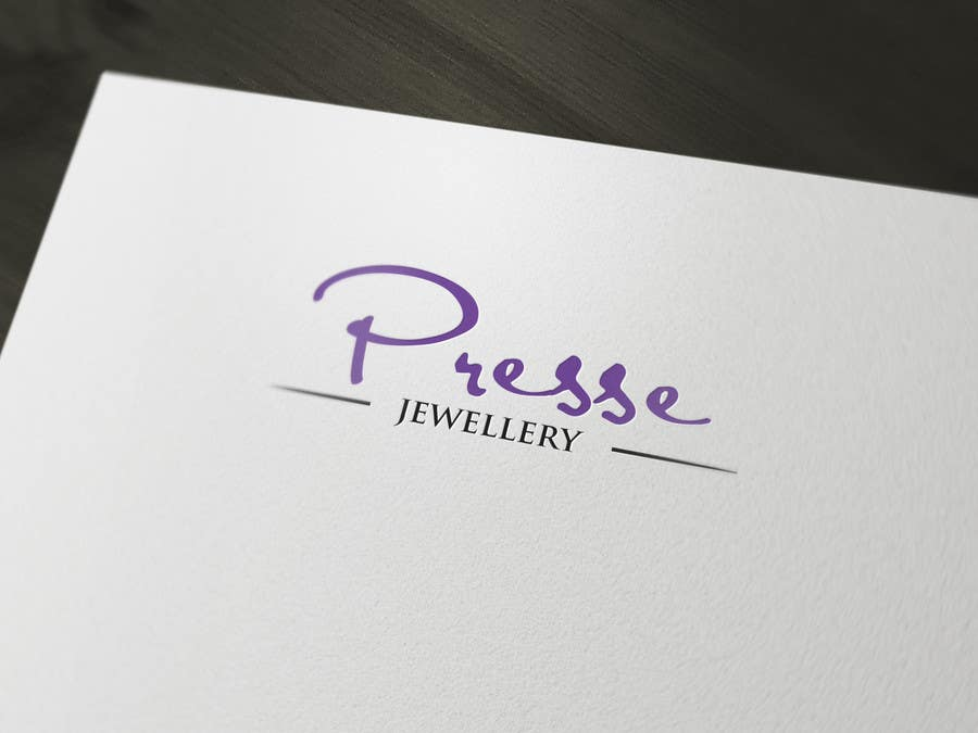 Bài tham dự cuộc thi #107 cho Design a Logo for a new jewellery business