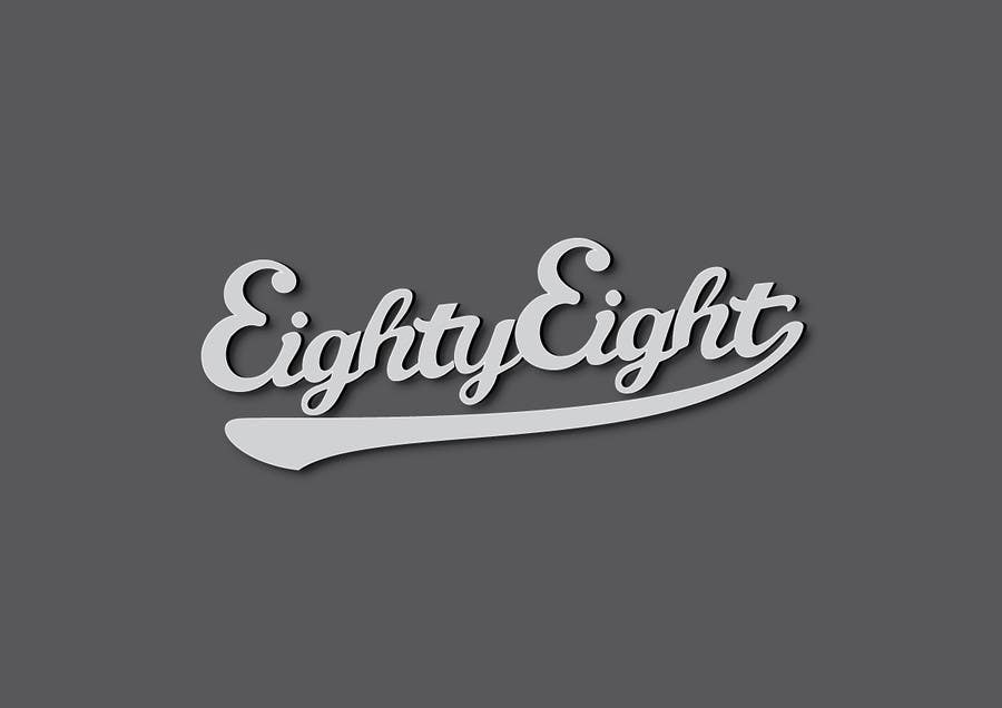 #82 for Design a Logo for EightyEight - Web design studio by gerganesko07