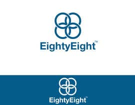 nº 42 pour Design a Logo for EightyEight - Web design studio par alexandracol