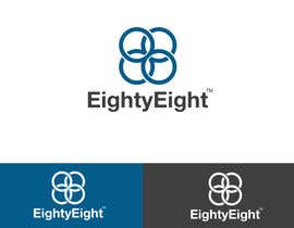 nº 43 pour Design a Logo for EightyEight - Web design studio par alexandracol