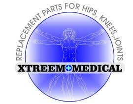 #80 para Logo Design for XTREEM Medical por papenbg
