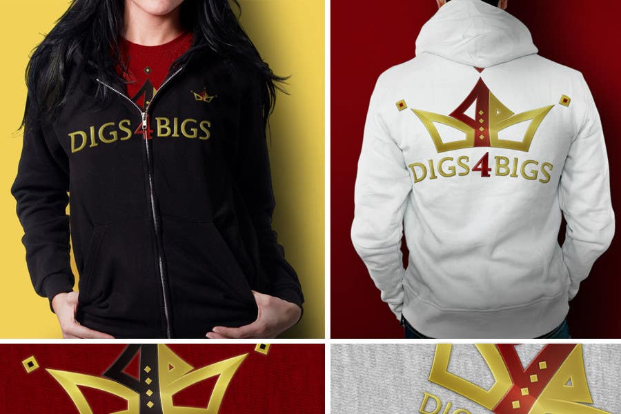 #235 for Logo Design for Clothing Line by psyclon