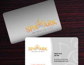 amaydualk tarafından Design some Business Cards for Spa and Retreat Travel Agency için no 43