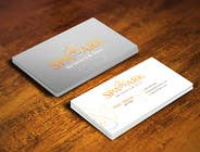 Contest Entry #57 for Design some Business Cards for Spa and Retreat Travel Agency