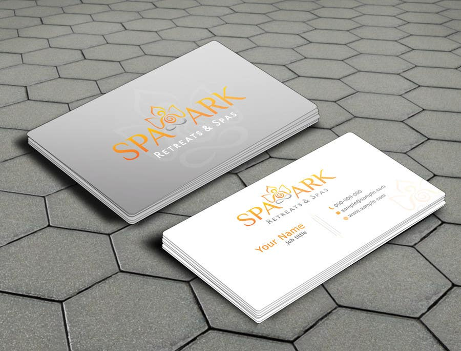 #58 for Design some Business Cards for Spa and Retreat Travel Agency by nihon5