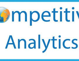 nº 5 pour Design a Logo for Competitive Analytics par samonazaryan