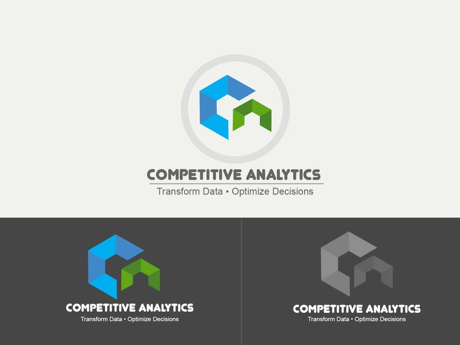 #89 for Design a Logo for Competitive Analytics by ramkirajendran