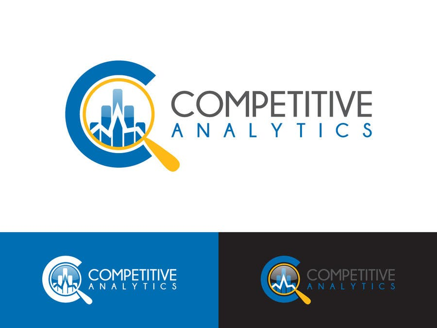 #29 for Design a Logo for Competitive Analytics by vladimirsozolins