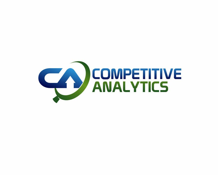 #82 for Design a Logo for Competitive Analytics by tedi1