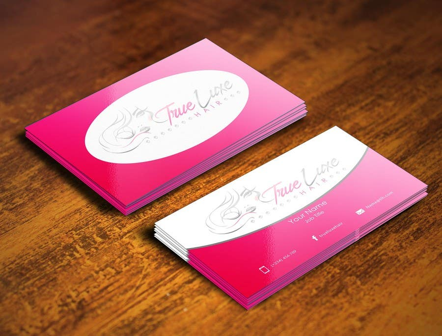 #24 for Quick Design For Business Card by pointlesspixels