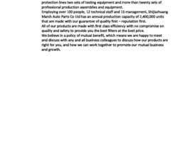 ianyates72 tarafından write a profile for my company için no 4