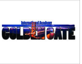 #12 untuk Design a Logo for Golden Gate International Academy oleh MilenkovicPetar