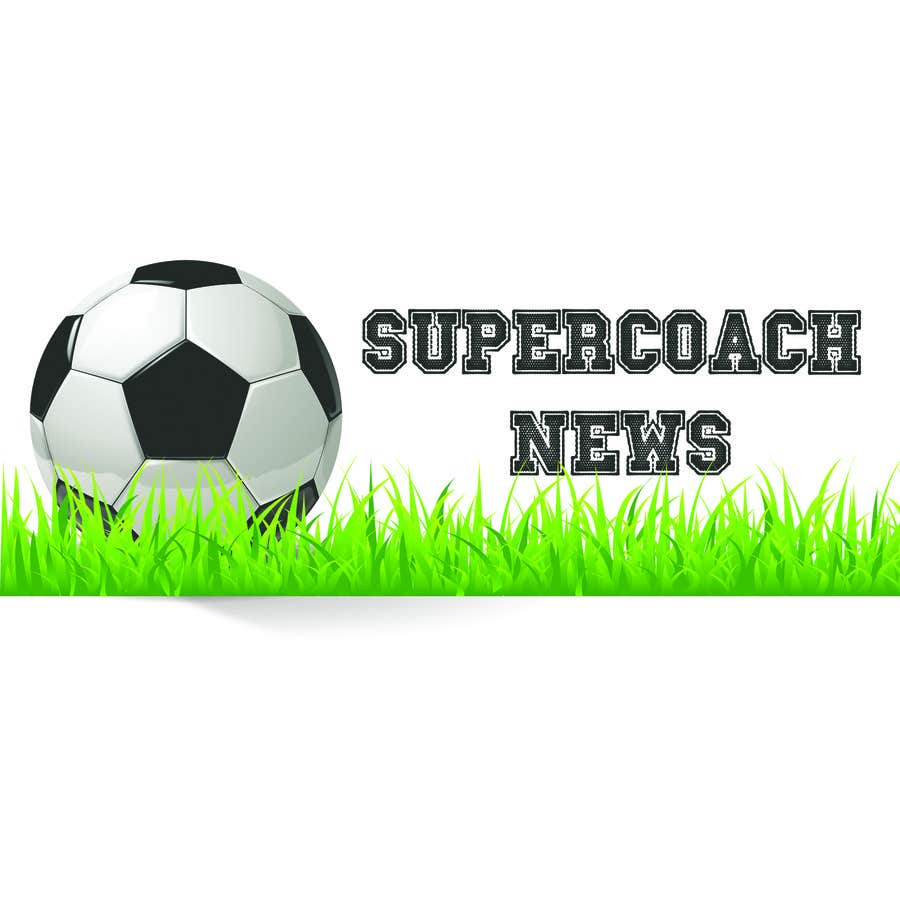 Proposition n°1 du concours Design a Banner for Australian Football Supercoach News
